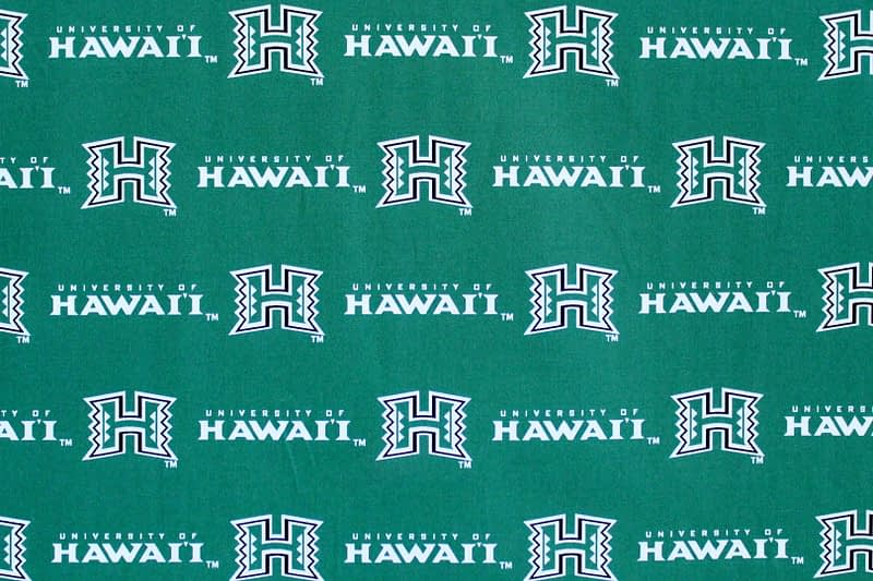 University of Hawaii – Green
