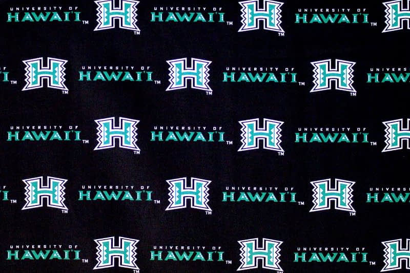 University of Hawaii – Black